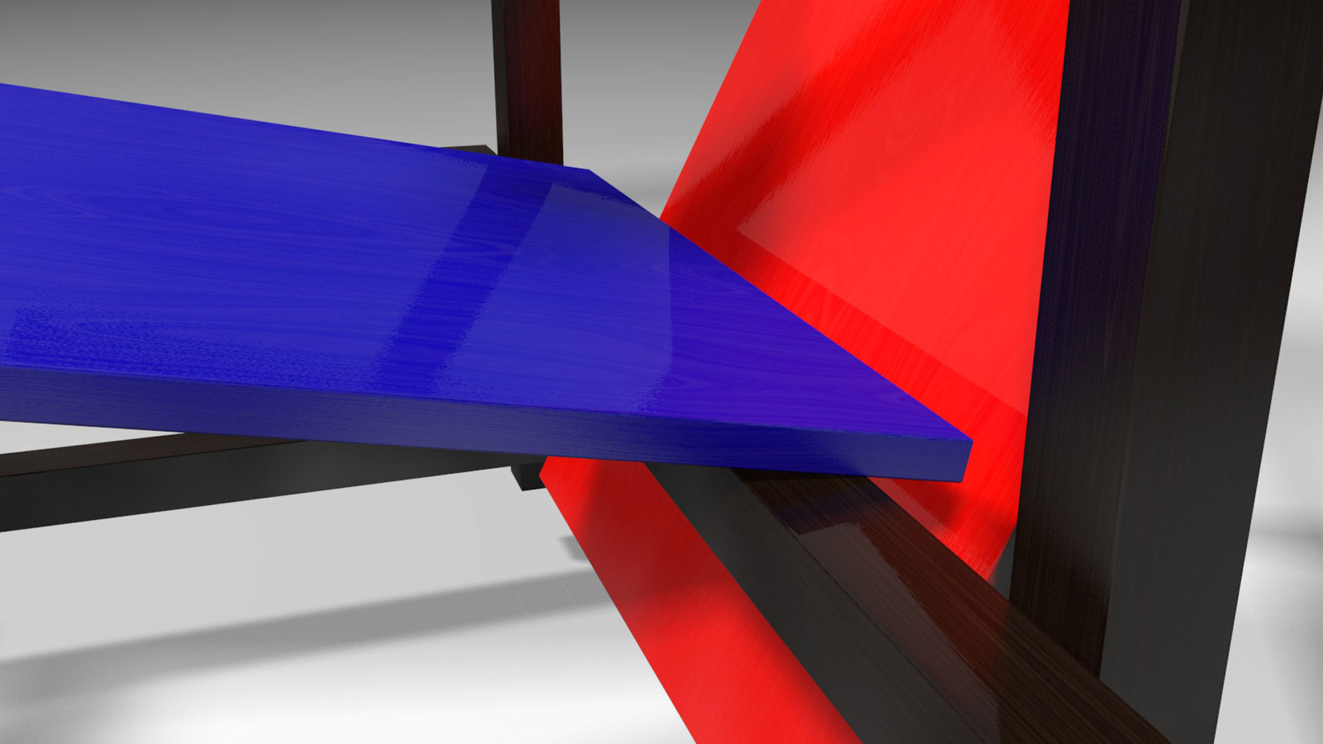 Design chaise couleur design orleans 12 orleans carte for La chaise rouge et bleue